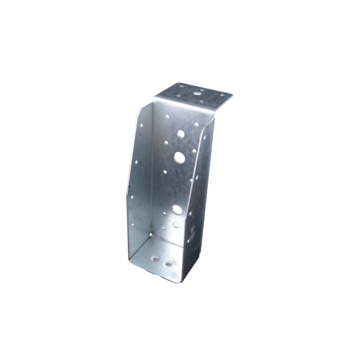 Balkdrager met Lange Lip Verzinkt 71x196 mm