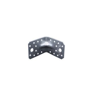Hoekanker met Ril Verzinkt 70x70x55 mm