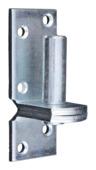 Plaatduim Verzinkt Ø16 mm