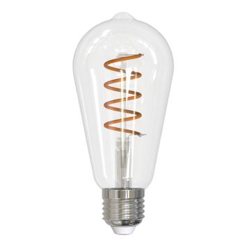 Handson E27 LED filament lamp dimbaar