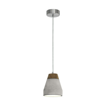 EGLO hanglamp Tarego grijs