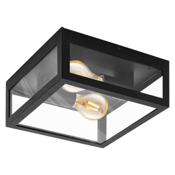 EGLO plafondlamp Alamonte 1 zwart