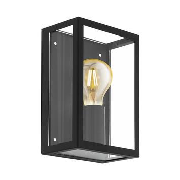 EGLO wandlamp Alamonte 1 zwart