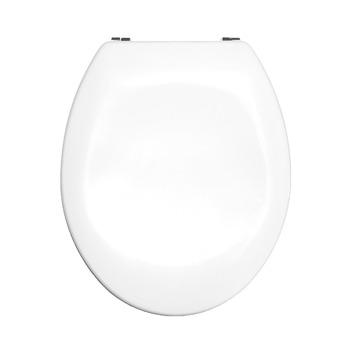 Tiger WC bril Miami Wit Kunststof