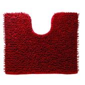 Sealskin toiletmat Velce rood 60x50 cm