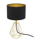 EGLO tafellamp Carlton messing