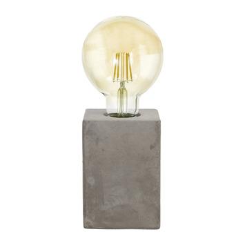 EGLO tafellamp Prestwick grijs