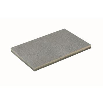 Terrastegel Beton Stuco Grijs 60x40 cm