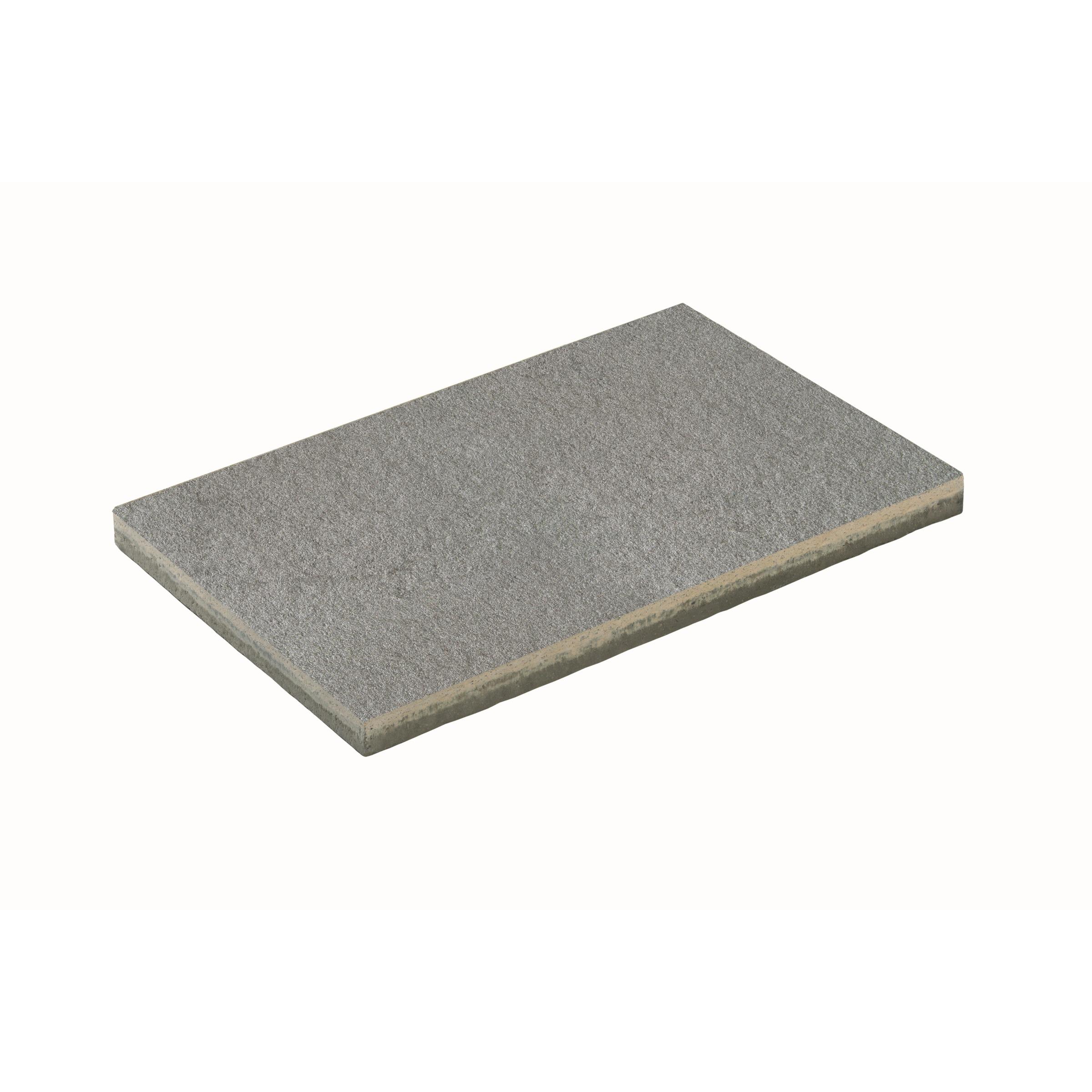 Terrastegel Beton Stuco Grijs 60x40 cm - Per Tegel - 0,24 m2