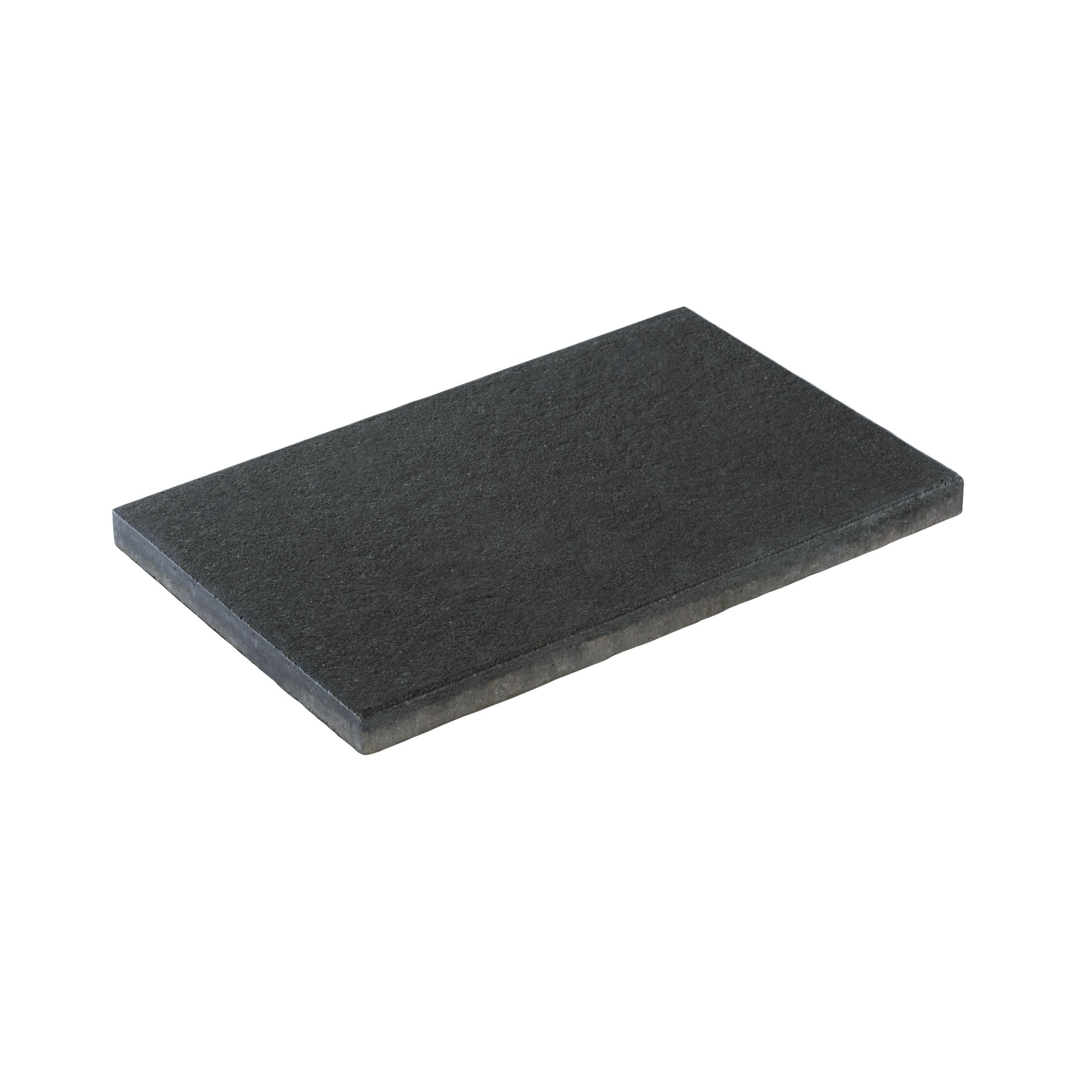 Terrastegel Beton Stuco Basalt Zwart 60x40 cm - Per Tegel - 0,24 m2