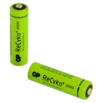 GP oplaadbare batterij ReCyko AA 2 stuks