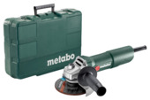 Metabo haakse slijper W750 125 mm