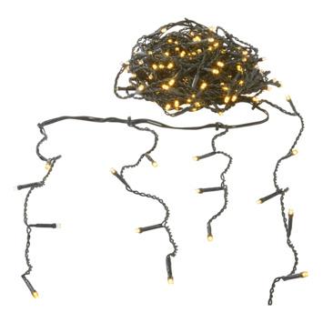 Kerstverlichting gordijn 180 LED
