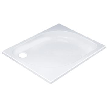 Get Wet Douchebak Optimo Rechthoek Inbouw 100x80x8.5 cm
