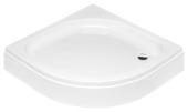 Get Wet Douchebak Optimo Kwartrond Opbouw 90x90x21.5 cm