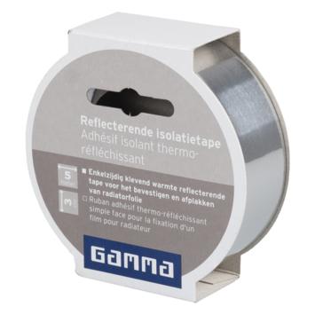 GAMMA reflecterende isolatietape 5 meter