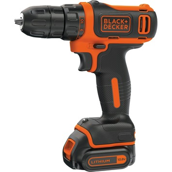 Black+Decker accuboormachine BDCDD12B-QW