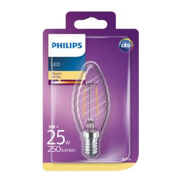 Philips LED classic lamp E14