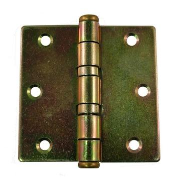 GAMMA kogellagerscharnier verzinkt 90x90 mm