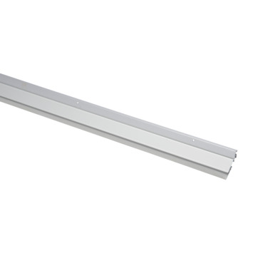 Handson tochtstrip kliksysteem aluminium