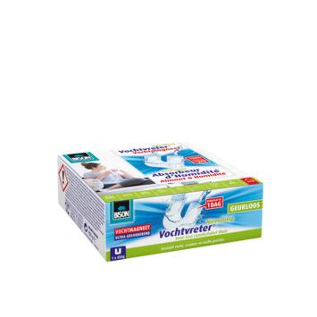 BISON VOCHTVRETER AMBIANCE MAGNET NEUTRAL 450GR A1