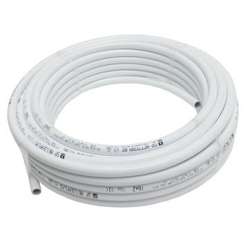 Multi-fit meerlagenbuis wit Ø 16 mm 25 meter