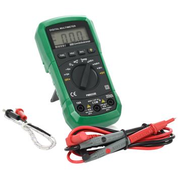 Multimeter professional 600V