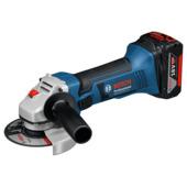 Bosch Professional accu haakse slijper GWS 18-125 V-LI (zonder accu)