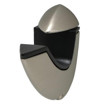 Duraline plankdrager clip scarpo geborsteld nikkel