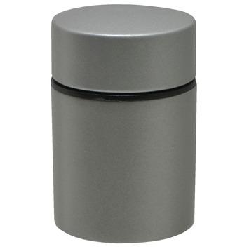Duraline plankdrager clip scarpo mat zilver