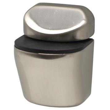 Duraline plankdrager clip geborsteld nikkel