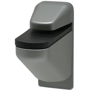 Duraline plankdrager clip maxi mat zilver