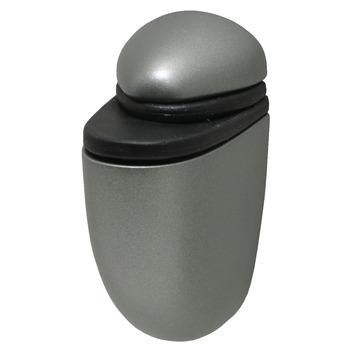 Duraline plankdrager clip select mini mat zilver