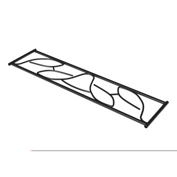 SecuBar Deco 2 Siertralie Zwart 25x82,5 cm