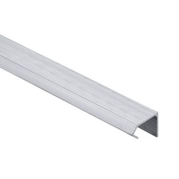 Essentials schuifdeurrail S20 aluminium 150 cm