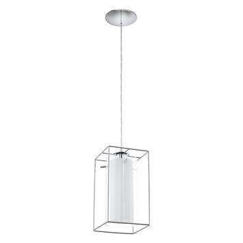 EGLO hanglamp Loncino chroom 1-lichts