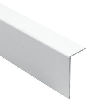 Essentials schuifdeurrail koof kunststof wit 260 cm