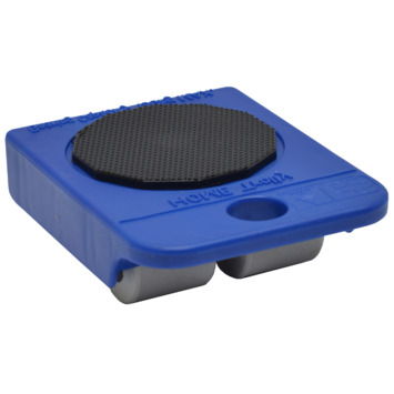 Handson meubeltransporter transportwiel blauw max. 150 kg