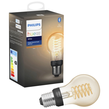 Philips Hue filament LED lamp E27 7W