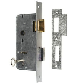 NEMEF insteekslot rechts Doorn 50mm PC 72mm