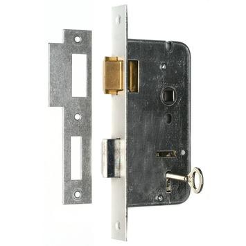 Nemef Insteekslot dag-/nachtslot binnendeur links Doorn 50mm PC 72mm
