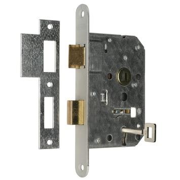 NEMEF 1200 serie insteekslot met gelakte voorplaat Doorn 50mm