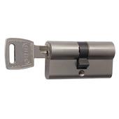 Nemef veiligheidscilinder SKG** 111/9 messing mat vernikkeld 4 stuks