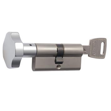 Nemef veiligheidsknopcilinder 30/30 mm SKG 2-sterren