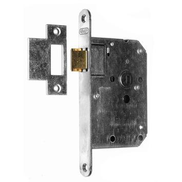 NEMEF 1200 serie insteekslot loopslot met rvs voorplaat Doorn 50mm
