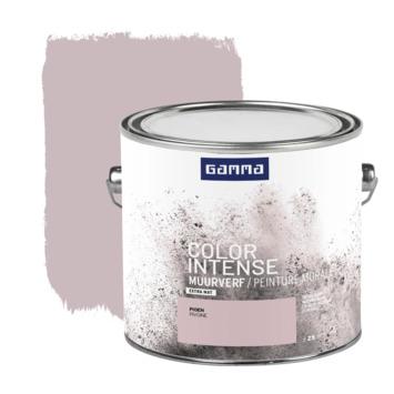 GAMMA Color intense muurverf extra mat 2,5 L pioen