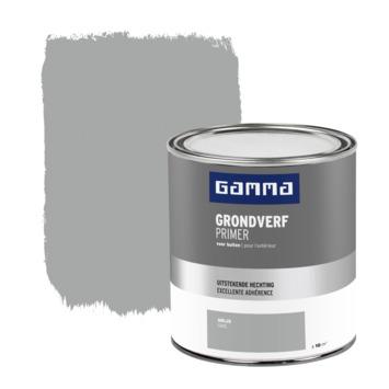 GAMMA buitenlak grondverf 750 ml grijs