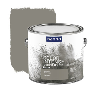 GAMMA Color intense muurverf extra mat 2,5 L rivierklei