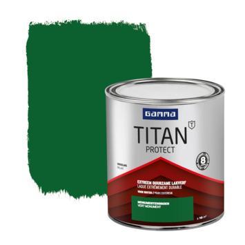 GAMMA Titan buitenlak hoogglans 750 ml monumenten groen