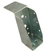 Balkdrager lange lip verzinkt 59x156 mm
